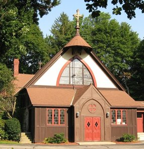St. Paul's Episcopal Church, North Andover in North Andover,MA 01845-3952