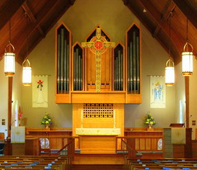 St Stephen's Episcopal Church in Oak Ridge,TN 37830-6308