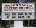 Tabernacle Baptist Church of Lake City, FL in Lake City,FL 32025-4700