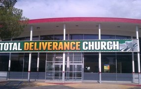 Total Deliverance Church, Lancaster, CA in Lancaster,