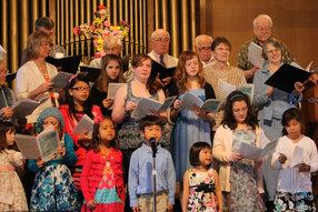 Congregational Church of Belmont, CA