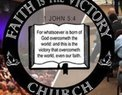 Faith is the Victory Church in Nashville,TN 37216-1014