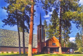 Whitworth Community Presbyterian Church