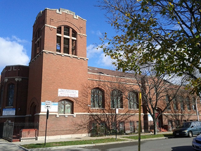 First Congregation Church of Chicago in Chicago,IL 60651
