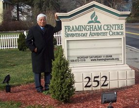 Framingham Centre Seventh-day Adventist Church