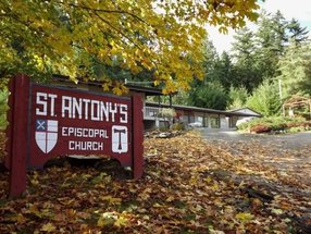 St. Antony of Egypt Episcopal Church in Silverdale,WA 98383