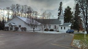 Spruce Lutheran Church in Spruce,MI 48762