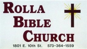 Rolla Bible Church in Rolla,MO 65401-4604