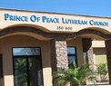 Prince Of Peace Lutheran Church in Mesquite,NV 89027-8880