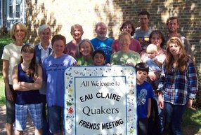 Eau Claire Friends Meeting in Eau Claire,WI 54702-0965