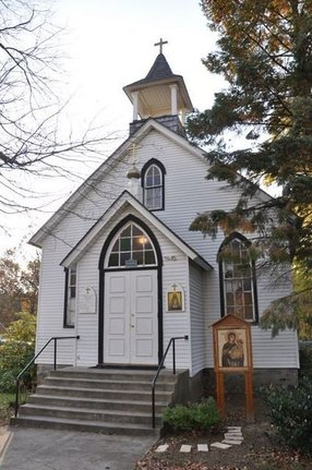 St. Elizabeth the New Martyr Orthodox Church in Rocky Hill,NJ 08553-1004