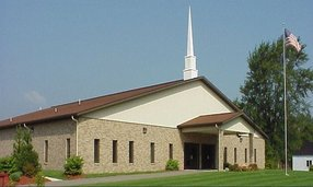 New Faith Chapel in Romulus,MI 48174-9206