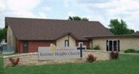 KOERNER HEIGHTS CHURCH in Newton,KS 67114-5110