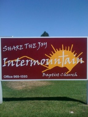 Intermountain Baptist Church in Taylorsville,UT 84129-1133