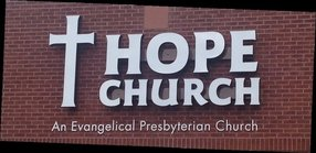 Hope Church in Raleigh,NC 27616-3416
