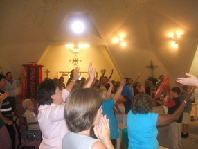 Chapel of Divine Mercy