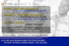 Victory Outreach Tri-Cities