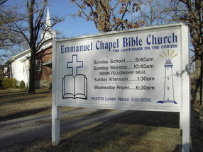 Emmanuel Chapel Bible Church in Lebanon,MO 65536-1079
