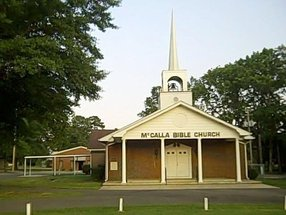 McCalla Bible Church in McCalla AL,AL 35111