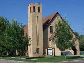 Eureka Reformed Church in Eureka,SD 57437