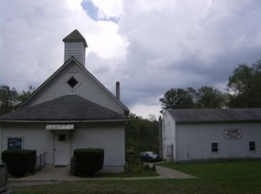 Springdale Friends Church in Cadiz,OH 43907