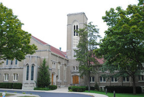 Union Church of Hinsdale, U.C.C. in Hinsdale,IL 60521