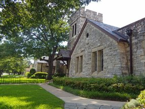 Trinity Episcopal Church in Fort Worth,TX 76109