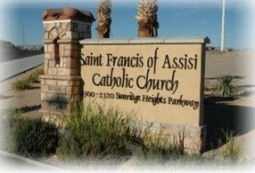 St. Francis of Assisi in Henderson,NV 89052