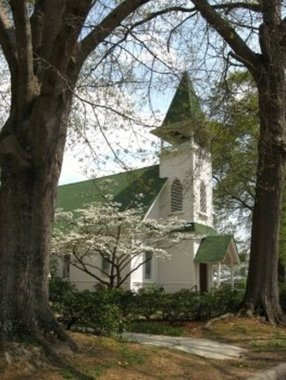 Christ Church Episcopal in South Pittsburg,TN 37380