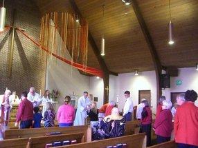 St. Andrew's Episcopal Church in Tacoma,WA 98465