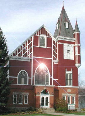 Burton Congregational Church in Burton,OH 44021