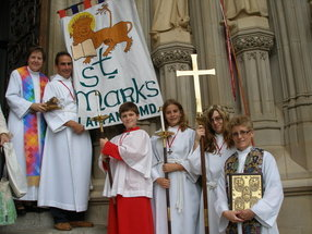 St. Mark's Episcopal Church in Boonsboro,MD 21713