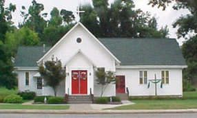 St. John's Episcopal Church in Neosho,MO 64850