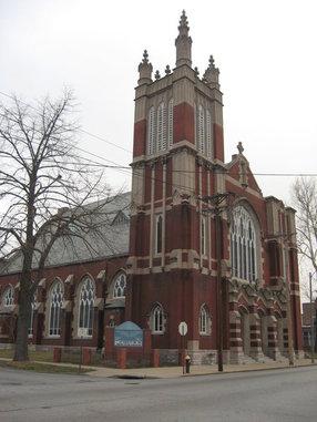 Visitation / St. Ann Shrine - Saint Louis