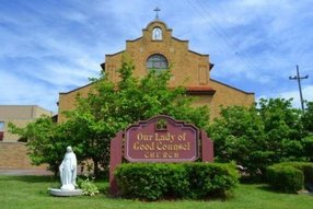 Our Lady of Good Counsel in Endicott,NY 13760-4599