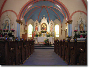 St Mary of Czestochowa in Delano,MN 55328-8208