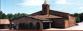 St. Anthony Maronite Church in Glen Allen,VA 23060-6108