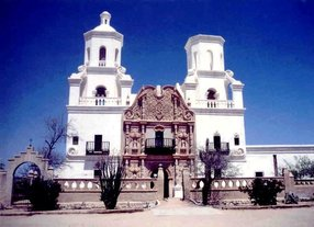 SAN XAVIER DEL BAC MISSION PARISH in Tucson,AZ 85746-7409