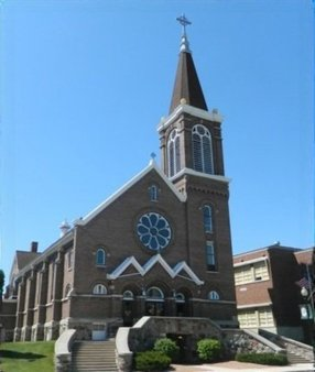 SS Peter and Paul Parish in Kiel,WI 53042-1398