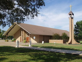 St. Thomas More Church in Eunice,LA 70535-5851