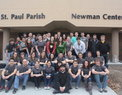 St. Paul Parish / Newman Center in Wichita,KS 67208-1508