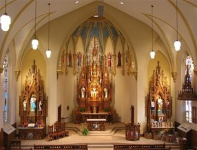 St. John the Baptist Parish in Marshfield,WI 54449-2004