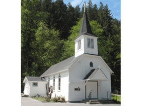 Our Lady of Lourdes in Wilkeson,WA 98396