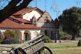 Mission San Antonio de Padua in Jolon,CA 93928-0803