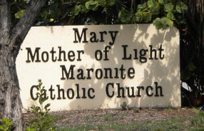 Mary, Mother of the Light Maronite Mission in Greenacres,FL 33463-3455