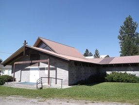 Sacred Heart Parish in Springdale,WA 99181