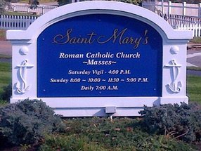 St. Mary in South Dartmouth,MA 02748-3203