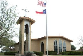 QUEEN OF THE HOLY ROSARY CATHOLIC CHURCH in La Grange,TX 78945-5523