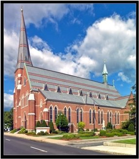 St. Joseph Cathedral Parish in Manchester,NH 3104