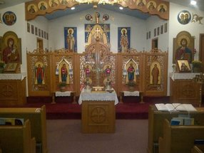 Immaculate Conception Ukrainian Catholic Church in Palatine,IL 60067-7116